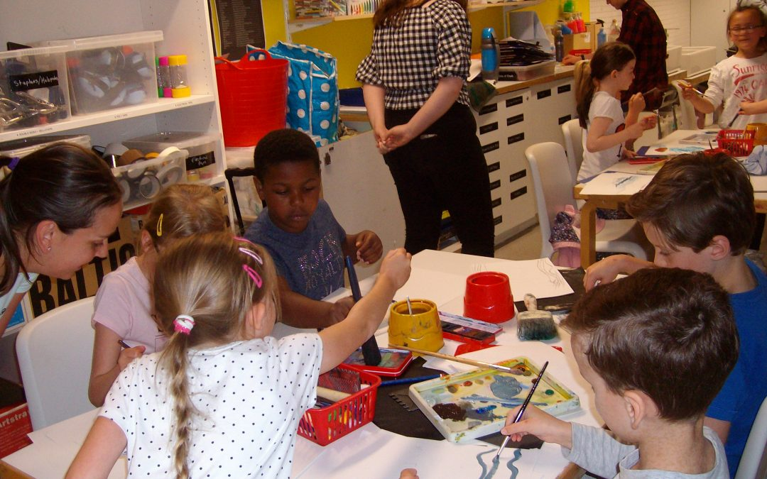 Year 2 enjoy a day at the Baltic and Discovery Museum