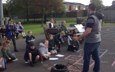 Fun Time Outdoors For Y4