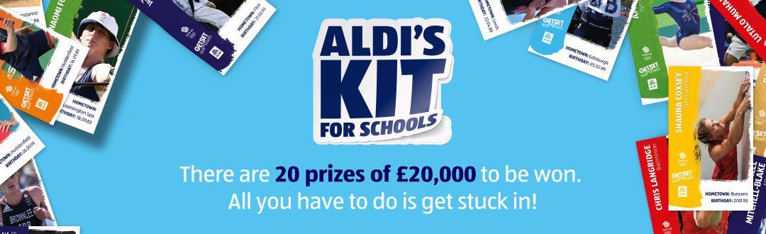 Aldi's Kit for schools