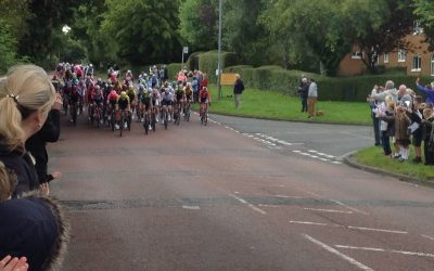 Tour of Britain Cycle Race
